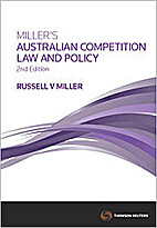 Miller's Australian competition law and…