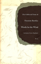 Words for the Wind: The Collected Verse of…
