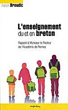 L'Enseignement du et en Breton by…