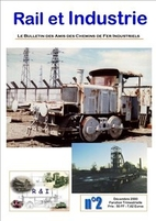 Rail et industrie n° 2 by Louis Caillot