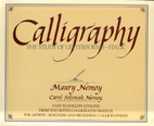 Calligraphy: The Study of…