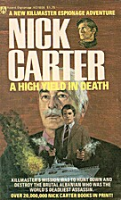 A High Yield in Death by Nick Carter
