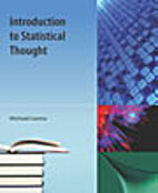 Introduction to Statistical Thought by…
