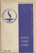 Der Kreis by Karl Meier