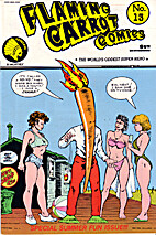 Flaming Carrot Comics #13 by Bob Burden