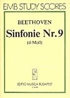 Symphony No. 9, Op. 125 [complete…