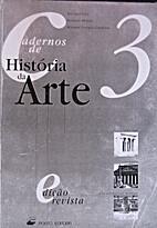 Cadernos História da Arte 3 by Ana Lídia…