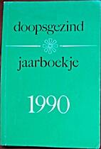 Doopsgezind Jaarboekje 1990 by ADS