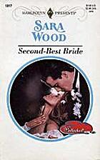 Second-Best Bride by Sara Wood