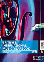 British & International Music Yearbook 2015…