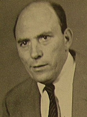 Author photo. Mark Benney, from 1961 Shimer College Acropolis yearbook.