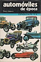 Automóviles de época by Piero Casucci