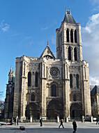Basilique cathédrale de Saint-Denis…