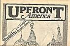 Upfront America (Volume 1, Number 8)…