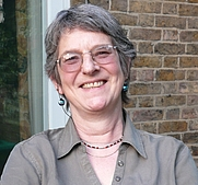 Author photo. Jane Caplan [credit: Wikimedia Commons user Jamesfranklingresham]