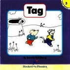 Tag (Hooked on Phonics, Book 5) by Bareney…