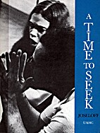 A time to seek : an anthology of…
