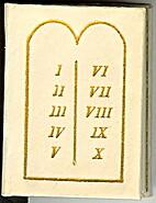 The ten commandments by Bela Blau