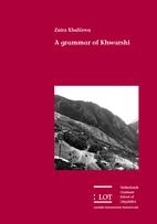 A grammar of Khwarshi by Zaira Khalilova