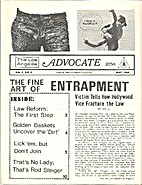 Advocate Magazine (Volume 2, Number 5) The…
