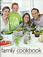 The Ultimate Family Cookbook: 80 new…