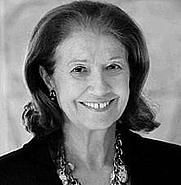Author photo. Anka Muhlstein (Foto (c) Bettina Strauss)
