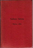 Anthony Adverse, together with The Sources…