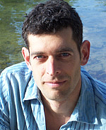 Author photo. Rowan Jacobsen