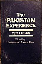 Islam, Politics and the State: The Pakistan…
