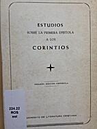 Estudios sobre la primera epistola a los…