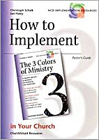 The 3 Colors of Ministry 3-Book Pak with…