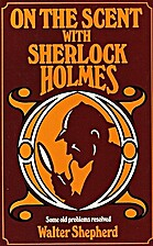On the Scent with Sherlock Holmes by Walter…