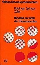 Prototypen : Modelle zur Kritik der…