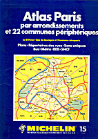 Atlas Paris par arrondissements et 22…