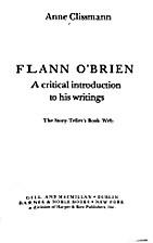 Flann O'Brien: A Critical Introduction by…