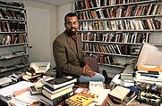 Author photo. Photo credit: Jim Marshall, Bowdoin College (photo courtesy of Princeton University)