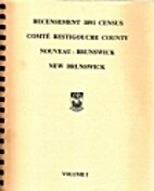 New Brunswick Census of 1891, Restigouche…