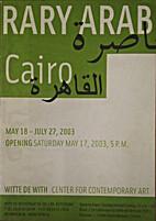 Contemporary Arab Representations - Cairo by…