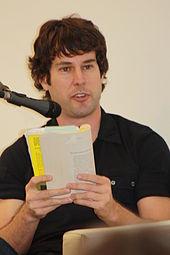 Author photo. Adam Davies