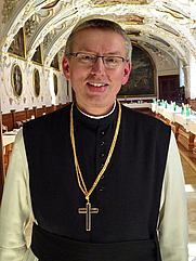 Author photo. P. Dr. Karl Wallner / Abbey of Heiligenkreuz