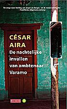 Varamo by César Aira