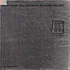 Das Plastische Werk 1965 bis 1977 by Josef…