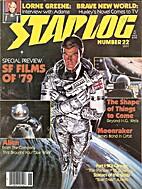 Starlog Number 22--May 1979 by Starlog…