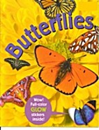 Butterflies Wow! Full-Color GLOW stickers…