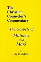 The Gospels of Matthew and Mark (Christian…