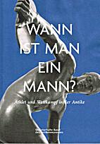 Wann ist man ein Mann? Athlet und Wettkampf…