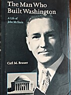 The man who built Washington : a life of…