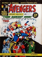 The Avengers #4 (UK Edition) by Stan Lee