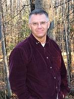 Author photo. Ottawa author, Rick Mofina