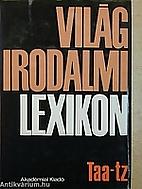 Világirodalmi lexikon 15. Taa-tz by István…